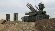 Moszkva Pantsir-S légvédelmi rendszert telepített Szíriába