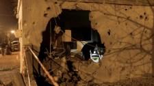 Szállodát, tévészékházat romboltak le a Gázai övezetben a zsidók – válaszul százával érkeznek a kezdetleges rakéták