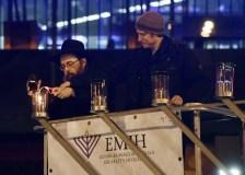 """Hanukázó Saul-fiúk ünnepelték a """"jeruzsálemi győzelmet"""" – nem Tel-Avivban, hanem Judapesten"""