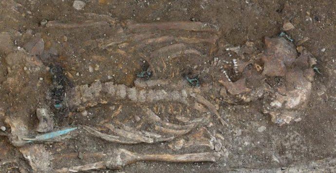 Páratlanul gazdag, római kori főnemesi sírra bukkantak a csehországi Magyarbródon (Uherský Brod)