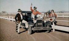 Ilyenek voltak a vadnyugati cowboyokról készült első színes fotók