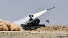 Ismét izraeli repülőkkel szállt szembe a szíriai légvédelem