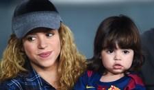 Shakira megtanítja a fiát az orosz nyelvre