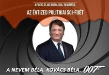"""Kiderült Kovács Béla igazi """"bűne"""": hangulatkeltő, az Európai Unió bomlasztója, aki ráadásul egységbe tömörítette az európai nemzeti pártokat"""