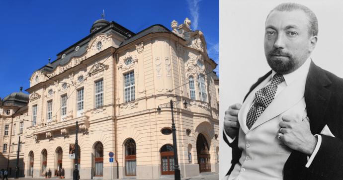 Amikor a francia divatkirály Pozsonyba látogatott…