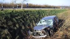 Vadgázolás Dabasnál: kiszakadt motorblokk, rommá tört kocsik – fotók