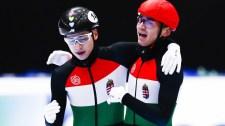 Hihetetlen izgalmakat produkált a rövidpályás gyorskorcsolya-vk-verseny Montrealban