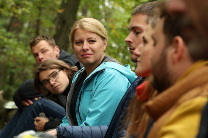 Zuzana Čaputová: A fiatalok isszák meg a levét, ha semmit sem teszünk a klímaválság ellen