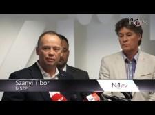 A DK nem akar vitázni a Jobbikkal, mire Szanyi: Agyamentség, amit a DK csinál