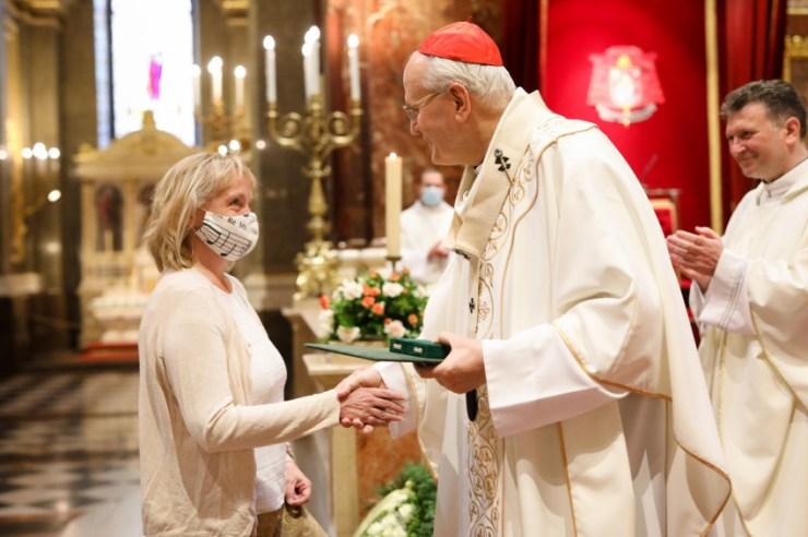 Pedagógusok munkájának elismerése – Te Deum a Szent István-bazilikában