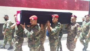 Hősi halottaink vére megszenteli a haza földjét