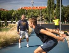 Gombos Norbert: Inkább edzek, minthogy otthon punnyadjak a videójáték előtt