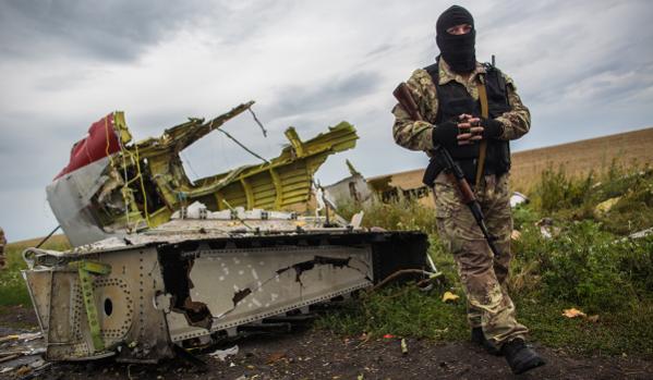 Donyecki Népköztársaság: Kijev a Boeing roncsainál harcol, hogy elkerülje a leleplezést