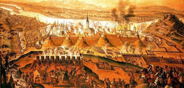 Kincsek után kutatva feldúlta Buda várát a felszabadító sereg