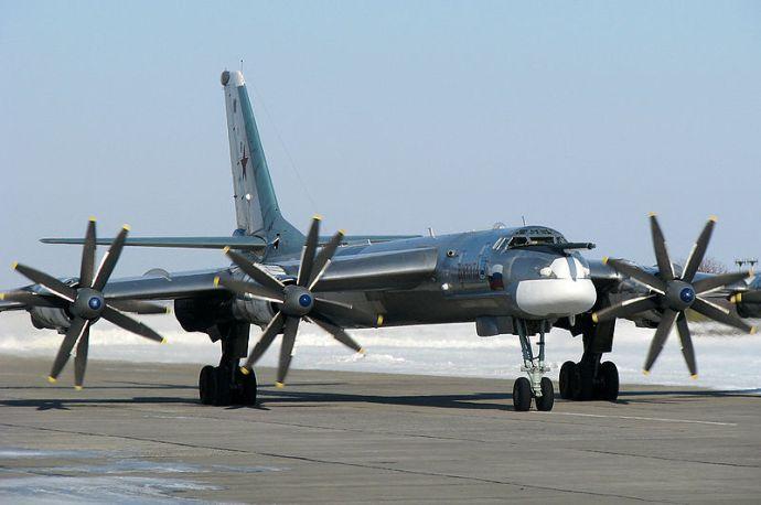 """Orosz """"atombombázók"""" repülték körbe a Koreai-félszigetet"""