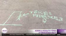 És ez tényleg adásba került a királyi tévében: Tőkés László akasztásáról adott hírt a töketlen Híradó