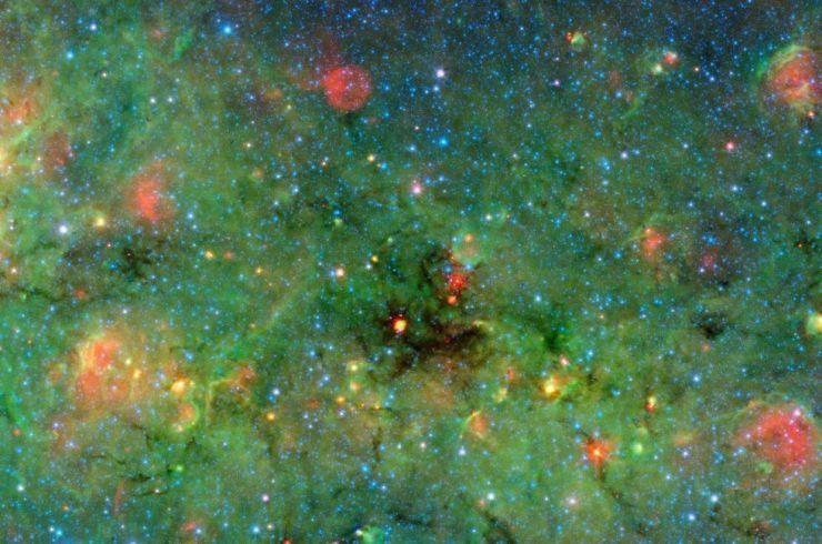 Gondolta volna ezt a kozmikus porgyárakról?