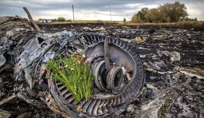 Lavrov: Kijev durván sérti az ENSZ BT határozatát azzal, hogy nem szünteti be a harci cselekményeket a Boeing katasztrófája övezetében