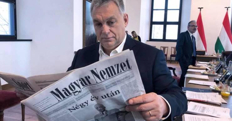 """Jakab Péter: """"A TV2 után most a Magyar Nemzetről mondta ki a bíróság: megint hazudtak rólam"""""""