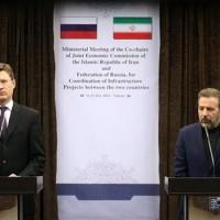 Szorosabb gazdasági együttműködés Irán és Oroszország között
