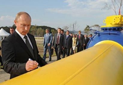 Újra elzárja a gázcsapokat Moszkva?