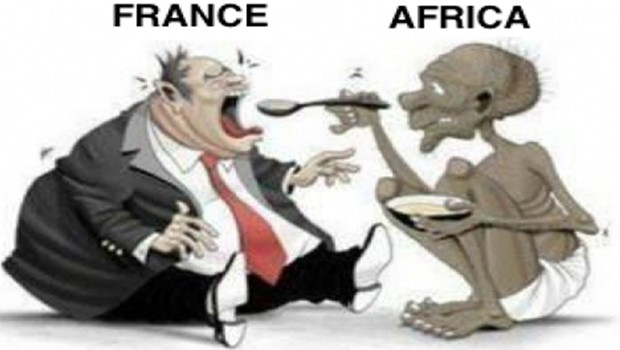 Franciaország még mindig gazdaságilag megszállva tartja korábbi gyarmatait