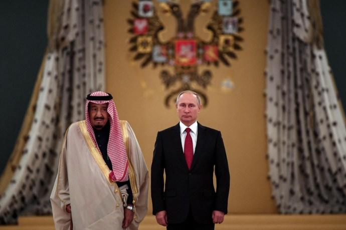 Új erőviszonyok a Közel-Keleten: beérik Putyin stratégiájának gyümölcse
