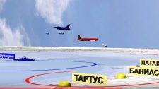 Moszkva újabb részleteket hoztak nyilvánosságra a szíriai partoknál lelőtt orosz repülőgépről (videó)