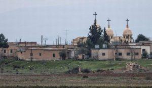 Amerikai segédlettel a kurdok elűzik a szír keresztényeket földjeikről