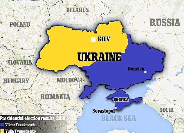 A kijevi államcsíny és a nyugati demokrácia agresszív terjesztése