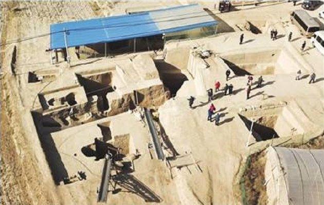 Átírhatja az ókori Kína történelmét a háromezer éve élt előkelő sírjának felbukkanása