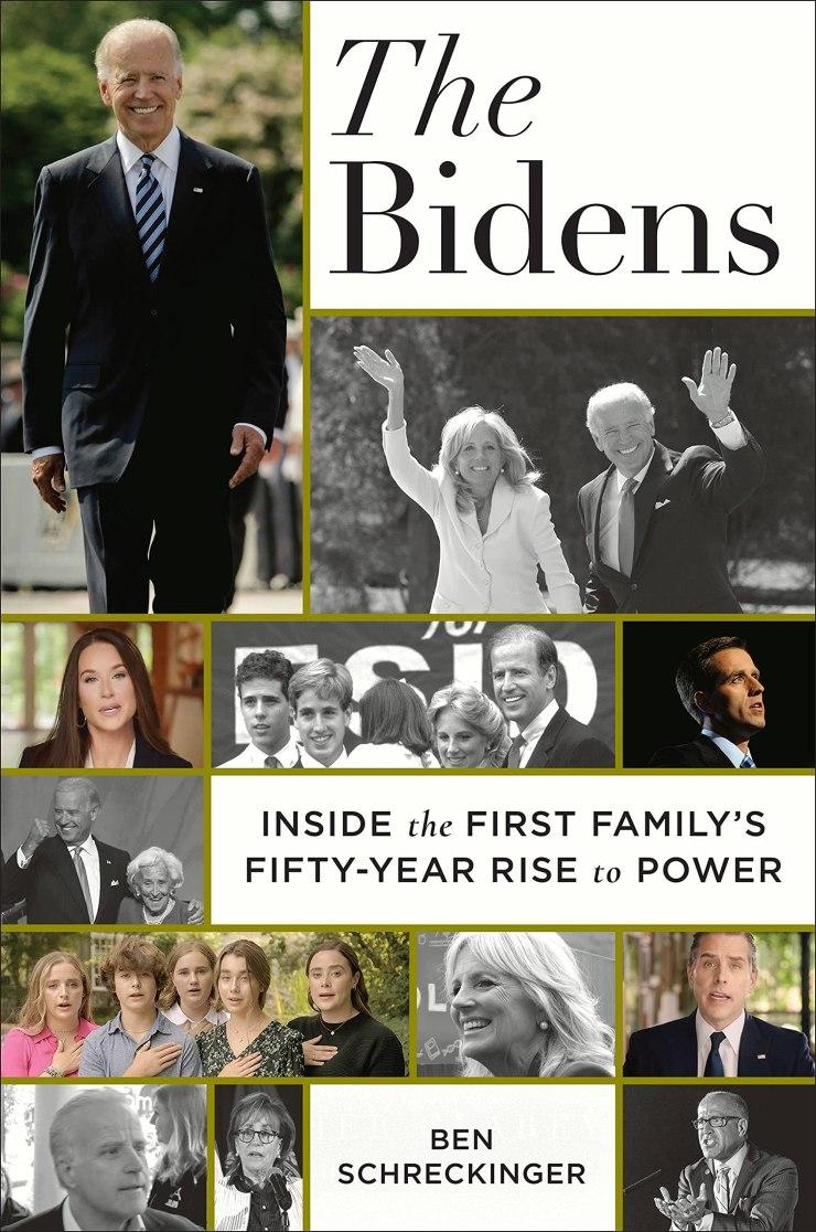 A Biden-család korrupciós ügyeit taglaló könyv jelent meg Amerikában