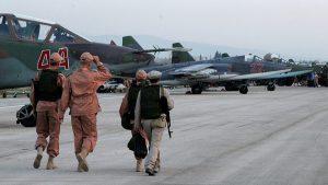 Két orosz katona meghalt a szíriai Hmeimim Légi Támaszpont elleni aknavető támadásban