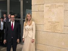 Miért képviseltette magát 30 ország az USA jeruzsálemi nagykövetsége megnyitásán?