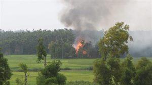 A mianmari hadsereg eltünteti a népirtás bizonyítékait