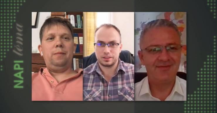 NAPI TÉMA – Felmérések szerint Jakabnak most Karácsonynál is nagyobb esélye van legyőzni Orbánt