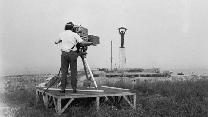Pap temette el a Felszabadulási emlékmű modelljét – a Szabadság-szobor története (3.)