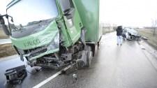 Szívszorító fotók a reggeli halálos balesetről