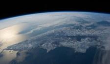 Az űrből tüzek látszódnak Ukrajnában