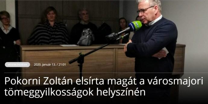 """Pokorni két sírógörcs között bejelentette a mazsihiszes bandának, hogy """"áttekinti"""" a turulszobor ügyét, mert a szimbólum """"megosztó és szerencsétlen"""""""