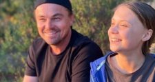 A világ legnagyobb színésze, mellette Leonardo di Caprio