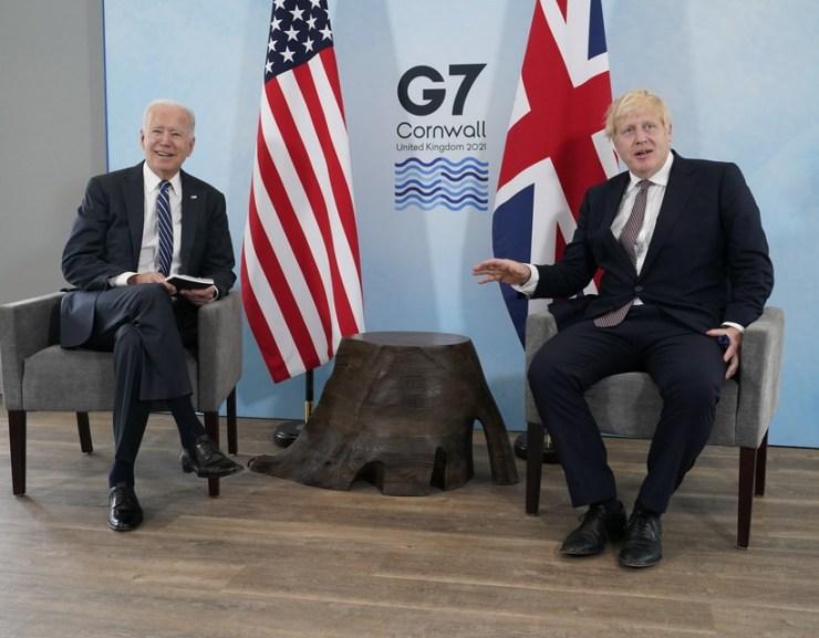 G7-csúcs – Johnson: el kerülni a járvány idején elkövetett hibák megismétlődését