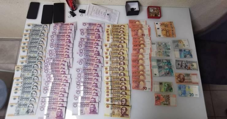 Váratlan rajtaütés: droggyanús ügyletet lepleztek le Gyömrőn