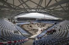 VIDEÓ: Így néz ki a majdnem kész szlovák nemzeti stadion