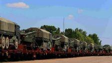 Ismét katonai konvoj vonul végig az országon