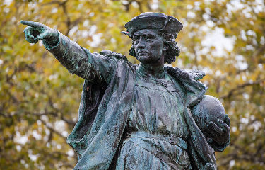 Végül mégis Kolumbusznak lett igaza