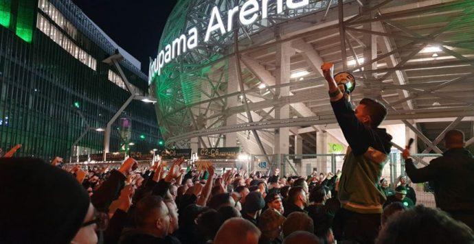 Ott vagyunk!!! 25 év után a Ferencváros ismét bejutott a Bajnokok Ligája csoportkörébe!