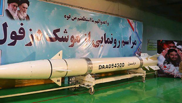 Irán mostmár Kínával és Oroszországgal közösen is gyárthat fegyvereket