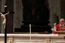 Nagypénteki szertartások Rómából – ÉLŐ ONLINE KÖZVETÍTÉSEK