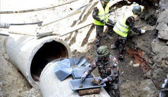 Kiderült, milyen katonák maradványait találták meg a Várkertben